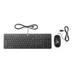 Мышь + клавиатура HP T6T83AA