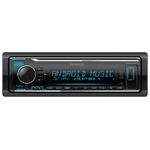 USB-магнитола Kenwood KMM-124