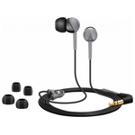 Наушники с микрофоном Sennheiser CX 2.00I (черный)