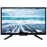 Телевизор Yuno ULM-24TC111 черный