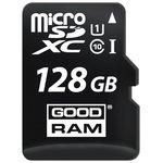 Карта памяти GOODRAM M1AA microSDHC M1AA-0160R12 16GB (с адаптером)