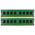 Оперативная память DDR 4 Kingston (Kit of 2) (KVR24N17S6K2/8)
