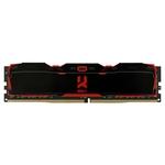 Оперативная память DDR4 4GB Goodram IRDM X Black (IR-X2800D464L16S/4G)