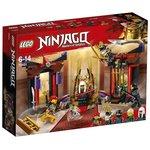 Конструктор Lego Ninjago Решающий бой в тронном зале 70651