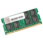 Оперативная память Transcend JetRam 2GB SO-DIMM DDR2 PC2-6400 (JM800QSU-2G)