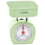 Кухонные весы LUMME LU-1302 темный топаз