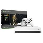 Игровая приставка Microsoft Xbox One X Robot White 1TB Fallout 76