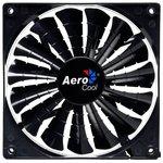 Кулер для корпуса AeroCool Shark Fan 140mm Black Edition