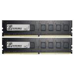 Оперативная память G.Skill Value 2x4GB DDR4 PC4-19200 [F4-2400C15D-8GNT]