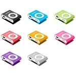 MP3 плеер Perfeo VI-M001-8GB Music Clip Titanium Silver