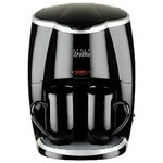 Кофеварка Delta DL-8120 Black