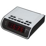 Радиобудильник TELEFUNKEN TF-1591 черный/белый/красным