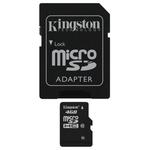 Карта памяти 4GB MicroSD Kingston SDC10/4GB