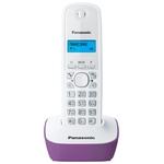 Радиотелефон Panasonic KX-TG1611RUH Grey