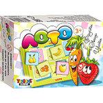Развивающая игра Topgame Фрукты, овощи, цветы ,  1069
