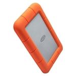 Внешний жесткий диск 1000GB 2,5  Lacie LAC301558 Rugged Mini оранжевый