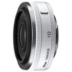 Объектив Nikon Nikkor 10 mm F/2.8 for Nikon 1 White
