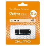 32GB USB Drive QUMO Optiva Series OFD-02 Pink