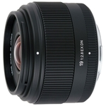 Объектив Sigma EX 19mm F2.8 DN for Sony Nex Black (40B965)