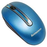 Мышь Lenovo N3903 (синий)