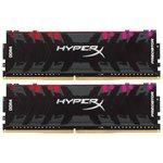 Оперативная память HyperX Predator RGB 2x16GB DDR4 PC4-24000 HX430C15PB3AK2/32