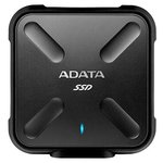 Внешний SSD A-Data 1TB SD700 (ASD700-1TU31-CBK) Black