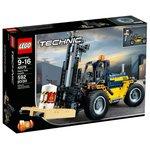 Конструктор LEGO Technic 42079 Сверхмощный вилочный погрузчик