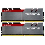 Оперативная память DDR4 16GB KITof2 PC-28800 3600MHz G.Skill Trident Z (F4-3600C17D-16GTZ) CL17