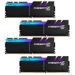 Оперативная память DDR4 32GB KITof4 PC-19200 2400MHz G.Skill Trident Z RGB (F4-2400C15Q-32GTZR) CL15