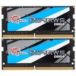 Оперативная память SO-DIMM DDR4 16GB KITof2 PC-25600 3200Mhz G.Skill Ripjaws (F4-3200C18D-16GRS)