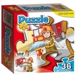 Пазл Topgame Пожарный 01164