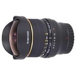 Объектив Samyang 8mm f/3.5 Aspherical IF MC Fish-Eye (Samsung NX)