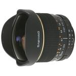 Объектив Samyang 8mm f/3.5 Aspherical IF MC Fish-Eye (4/3)