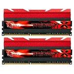 Оперативная память G.Skill TridentX 2x8GB KIT DDR3 PC3-19200 (F3-2400C10D-16GTX)
