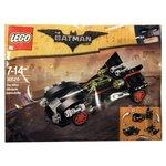 Конструктор Lego Batman Movie Невероятный мини-бетмобиль 30526