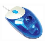 Мышь A4Tech MOP-17-BLUE