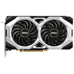 Видеокарта MSI GeForce RTX 2060 Ventus OC 6GB GDDR6