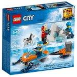 Конструктор Lego City Арктическая Экспедиция Полярные исследования 60191