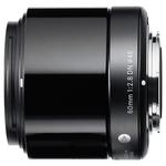 Объектив Sigma A 60mm f, 2,8 DN micro 4, 3 Black