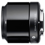 Объектив Sigma A 60mm f/2.8 DN Black (Mikro 4/3)