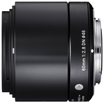 Объектив Sigma EX 60mm f/2.8 DN for Sony-E Black