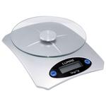Кухонные весы LUMME LU-1319 серебро