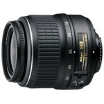 Объектив Nikon Nikkor 18-55mm f/3.5-5.6GII Black (0018208021581)