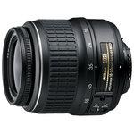Объектив Nikon Nikkor 18-55mm f/3.5-5.6GII Black (0018208021581)