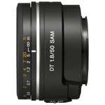 Объектив Sony DT 50mm F1.8 SAM (SAL50F18)