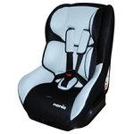 Автокресло детское Nania Driver FST (pop red) от 0 до 18 кг (0+/1) серый/красный (044607)