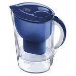 Фильтр для воды Brita Marella XL Cal (синий)