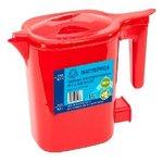 Чайник Мастерица ЭЧ 0.5/0.5-220 (красный)