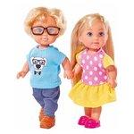 Набор кукол Simba Эви и Тимми 105737113