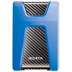 Внешний жесткий диск A-Data DashDrive Durable HD650 2TB (синий)  AHD650-2TU31-CBL